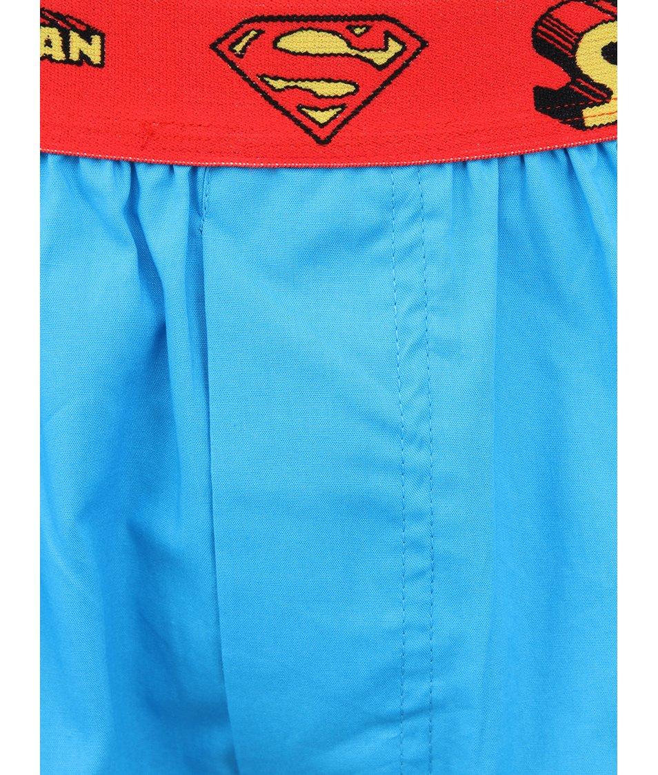 Modré trenýrky Represent Superman