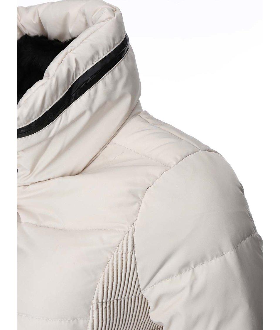 Krémová péřová bunda Vero Moda Alice