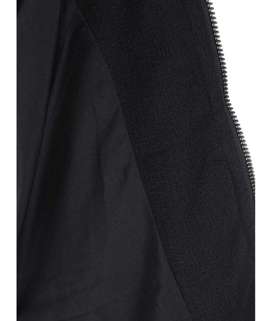 Černá lehká bunda Vero Moda Ebru
