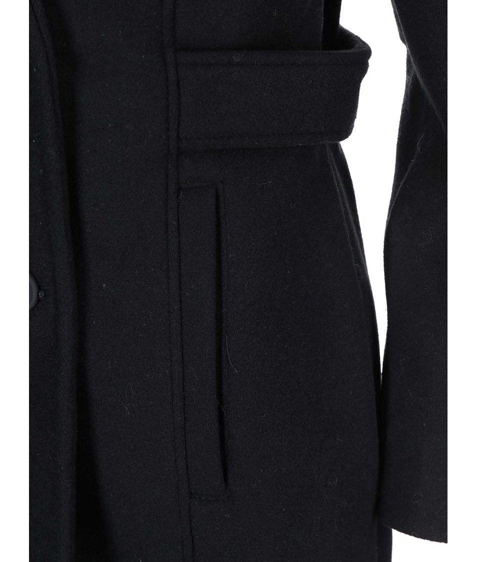 Černý kabát VILA Sound