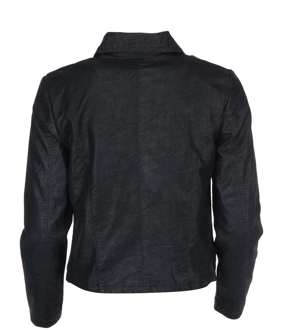 Černá bunda Vero Moda Lizzy