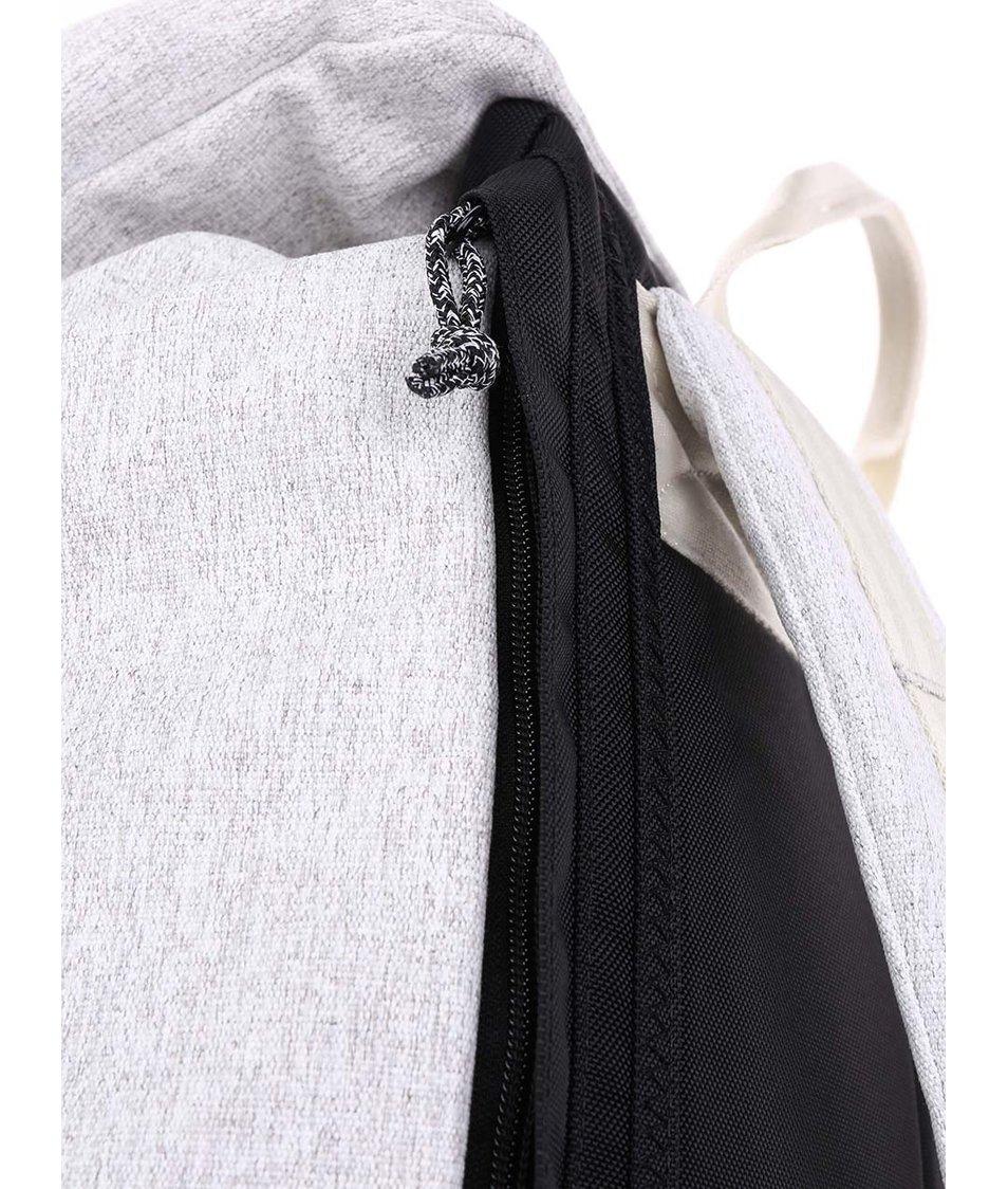 Černo-šedý unisex batoh Burton Tinder