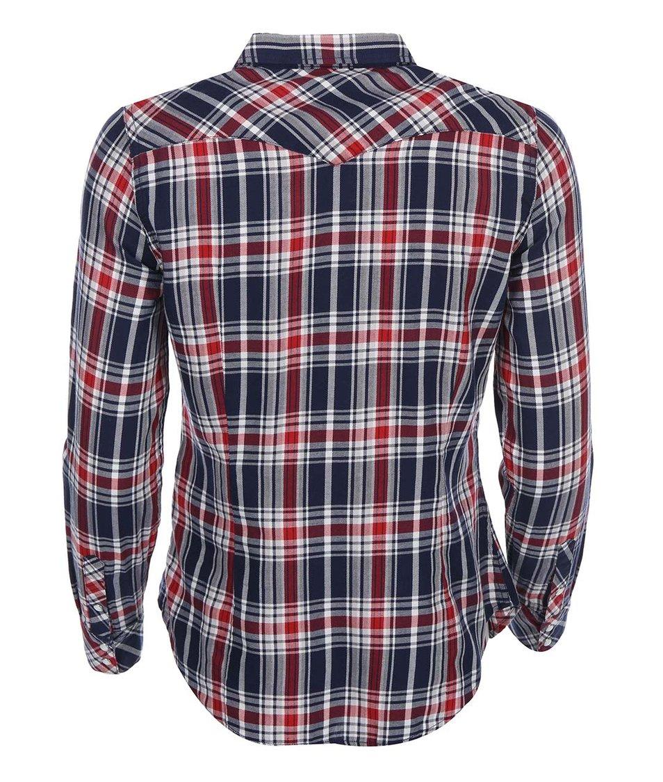 Červeno-modrá dámská kostkovaná košile Levi's®