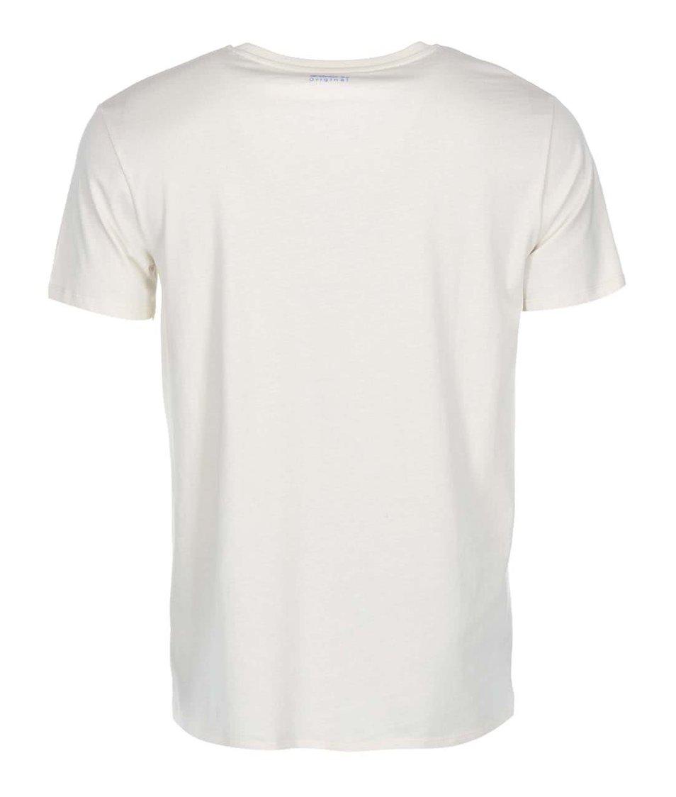 Krémové pánské triko ZOOT Originál Ironman