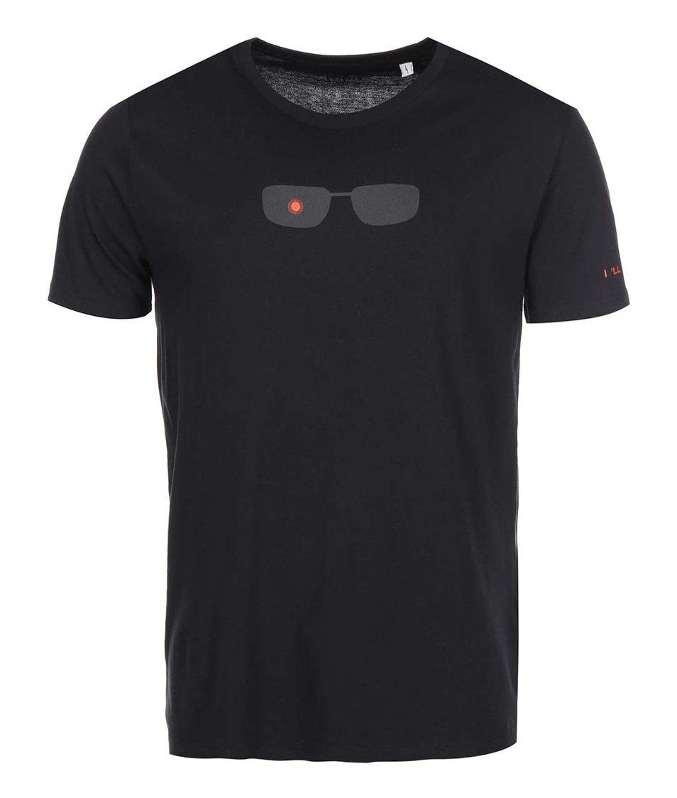 Černé pánské triko ZOOT Originál Terminator
