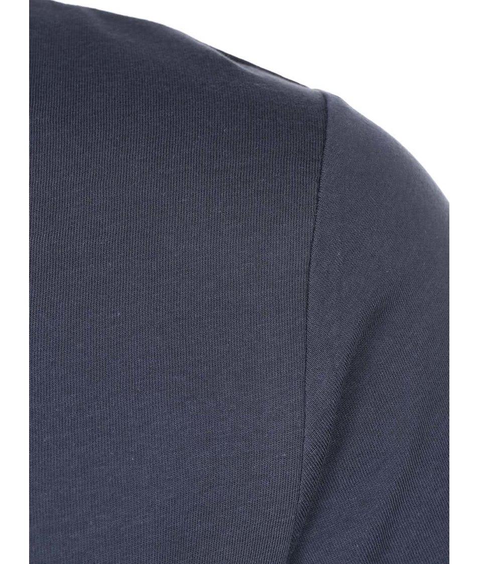 Tmavě šedé pánské svítící triko ZOOT Originál Avatar