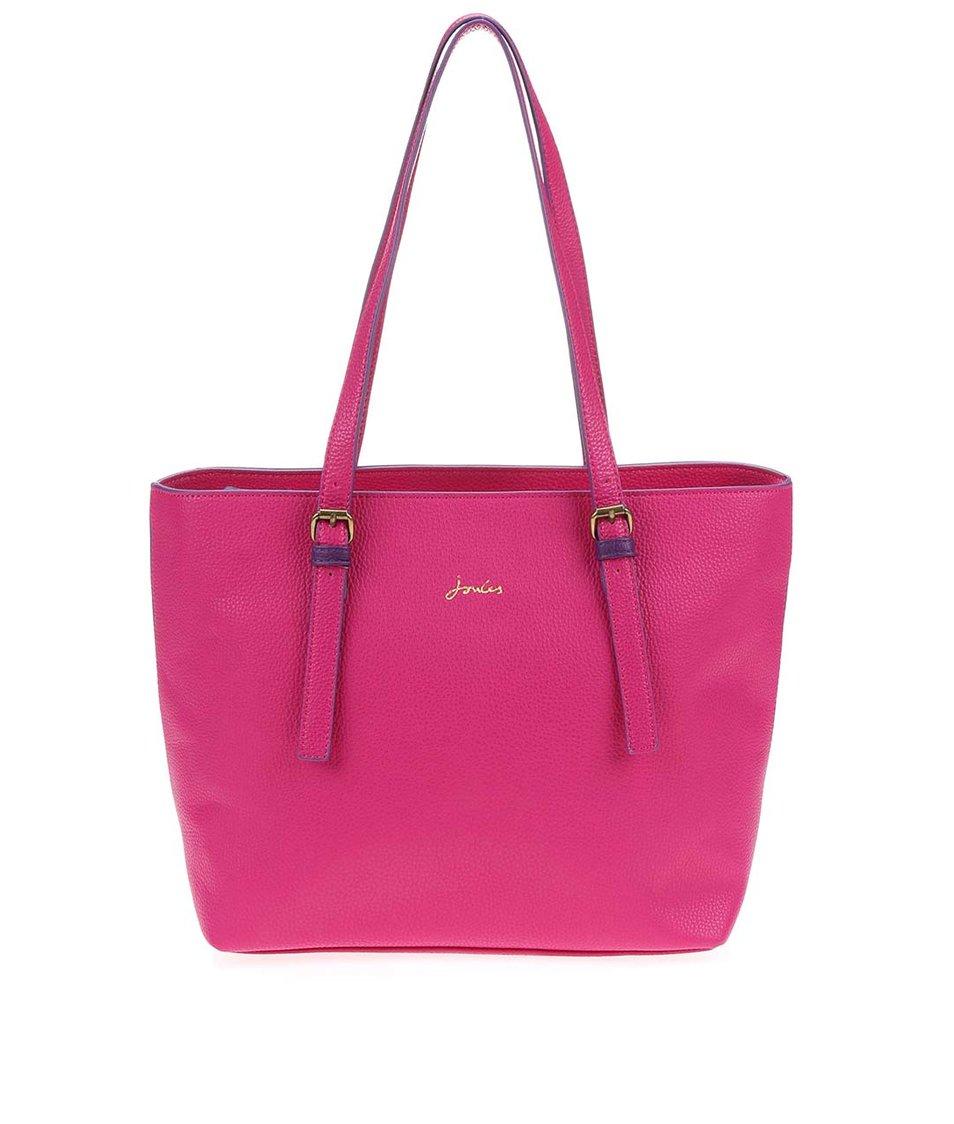 Růžová kabelka Tom Joule Carnaby