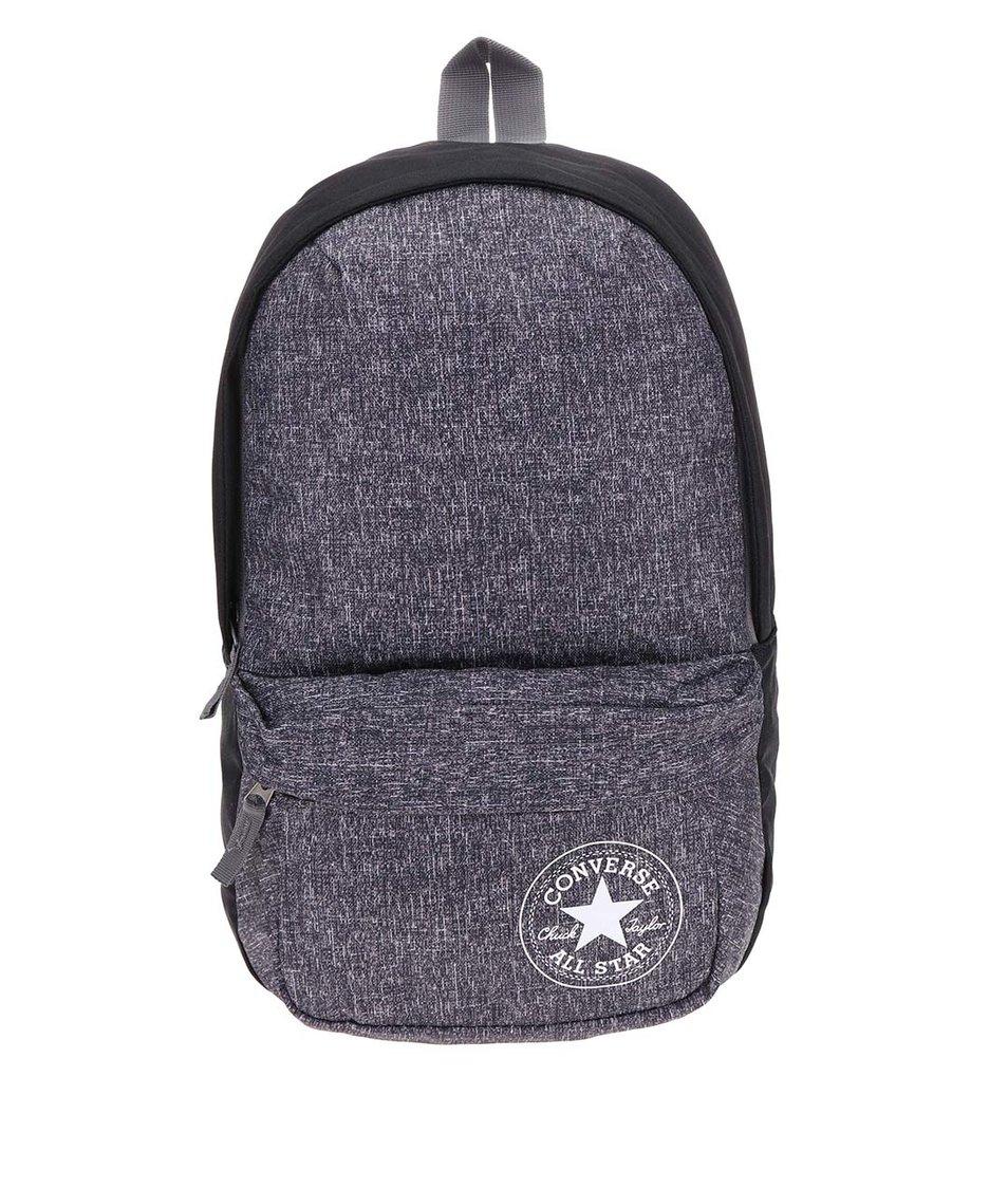 Šedo-černý batoh Converse Back To It