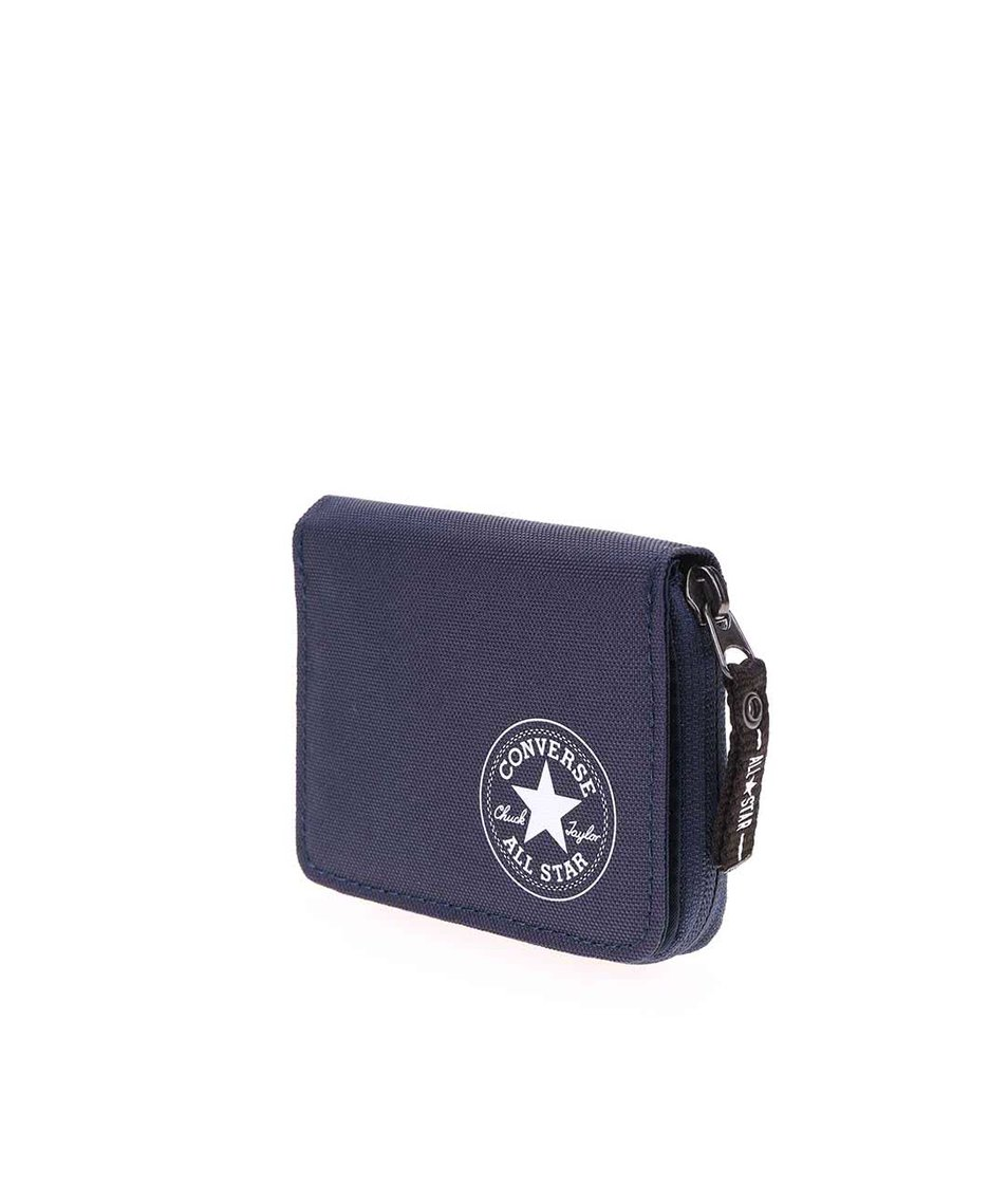 Tmavě modrá peněženka Converse PB