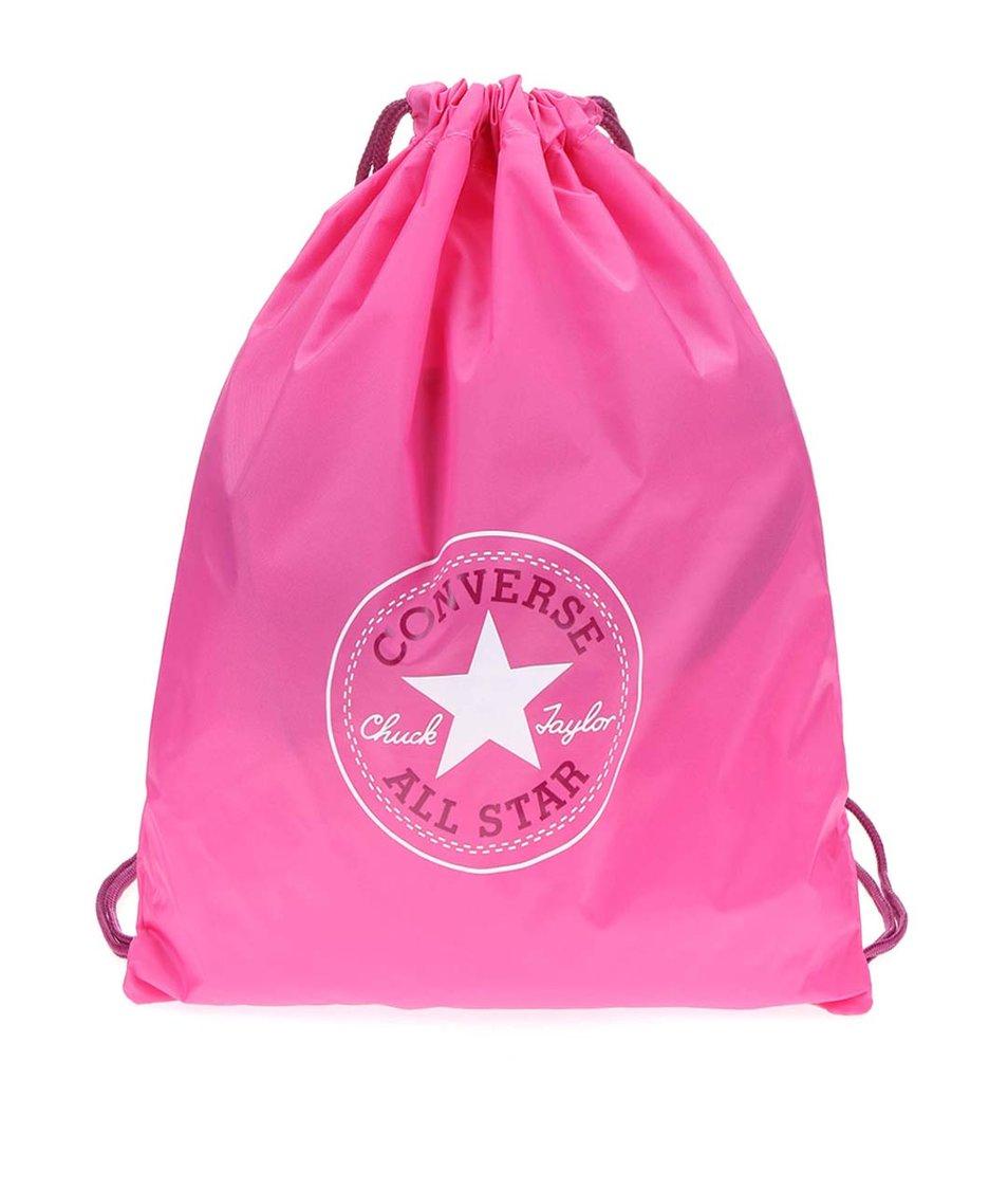 Růžový dámský vak Converse Playmaker