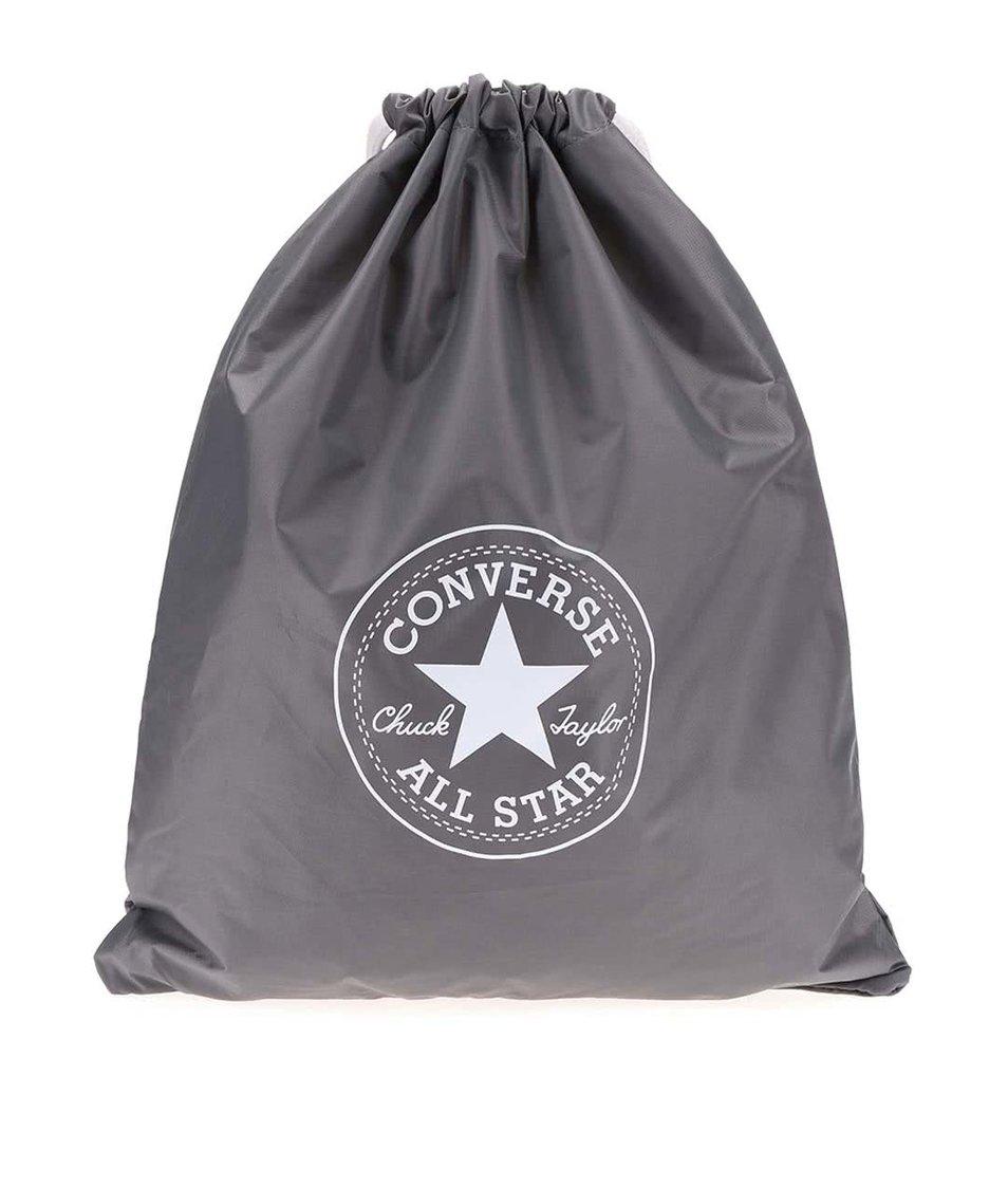 Šedý unisex vak Converse Playmaker