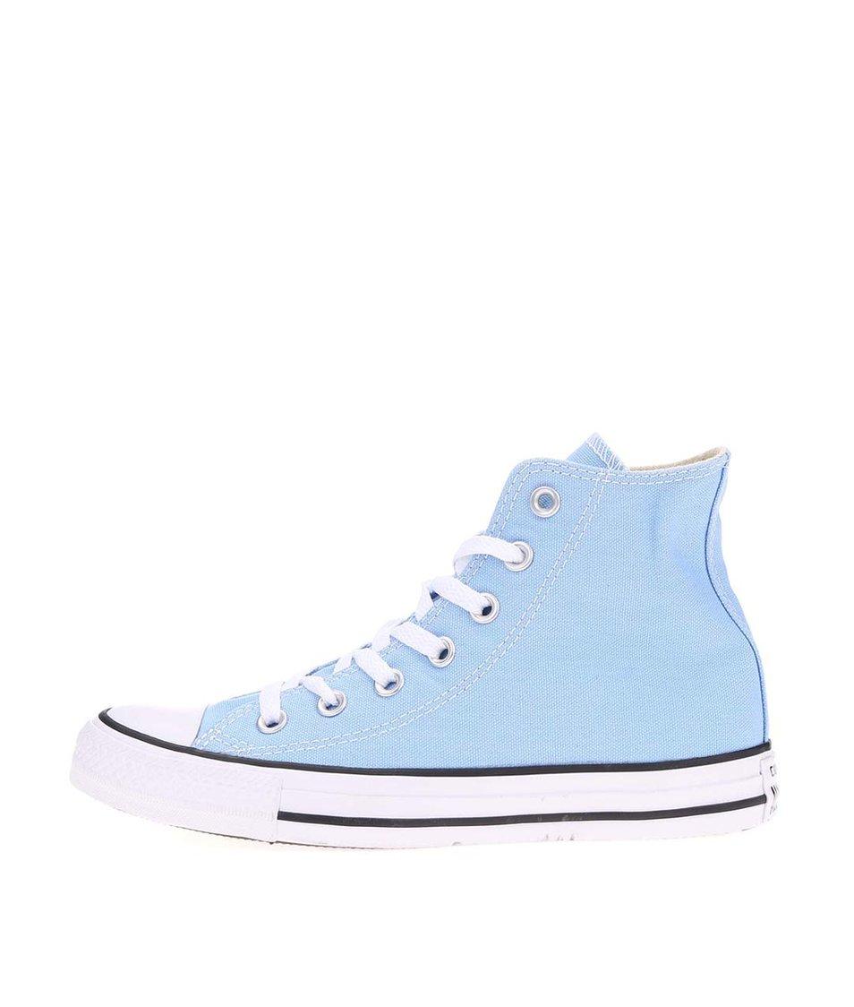 Světle modré dámské kotníkové tenisky Converse Chuck Taylor All Star ... 4243170fe8c