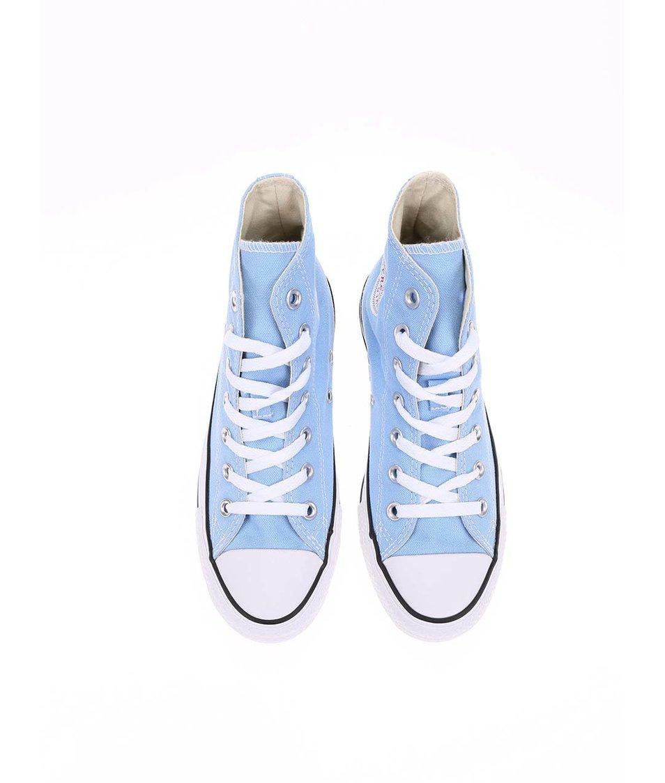 Světle modré dámské kotníkové tenisky Converse Chuck Taylor All Star