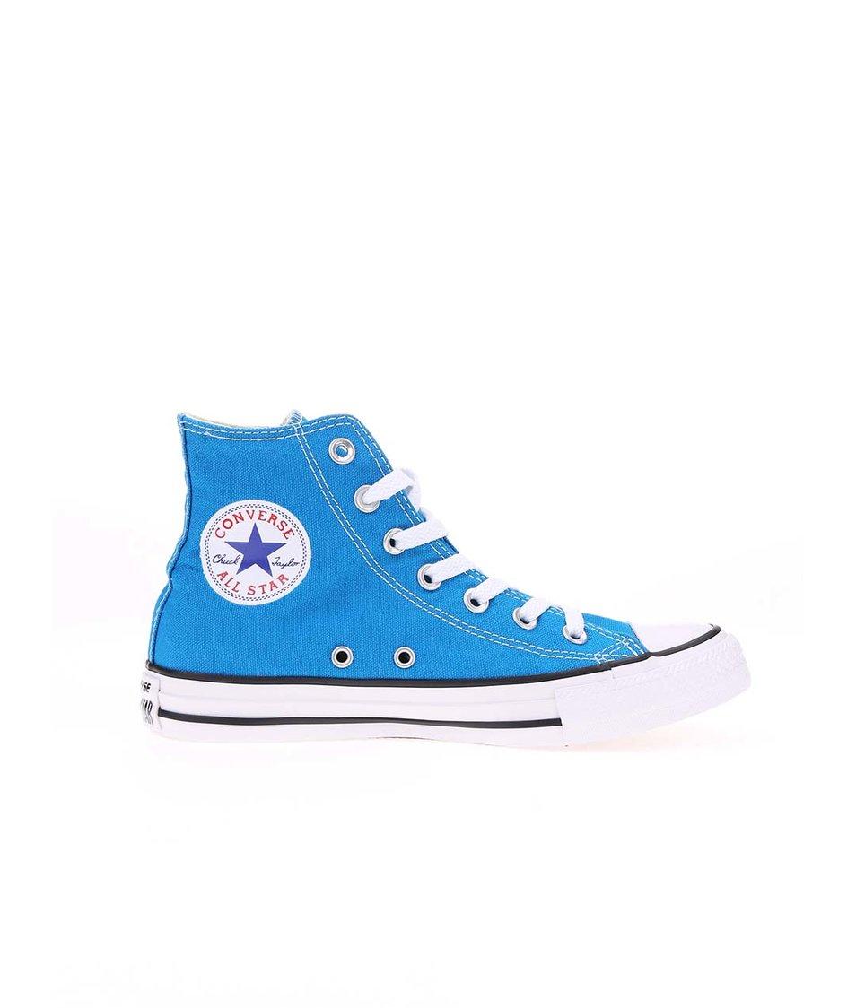 Modré unisex kotníkové tenisky Converse Chuck Taylor All Star