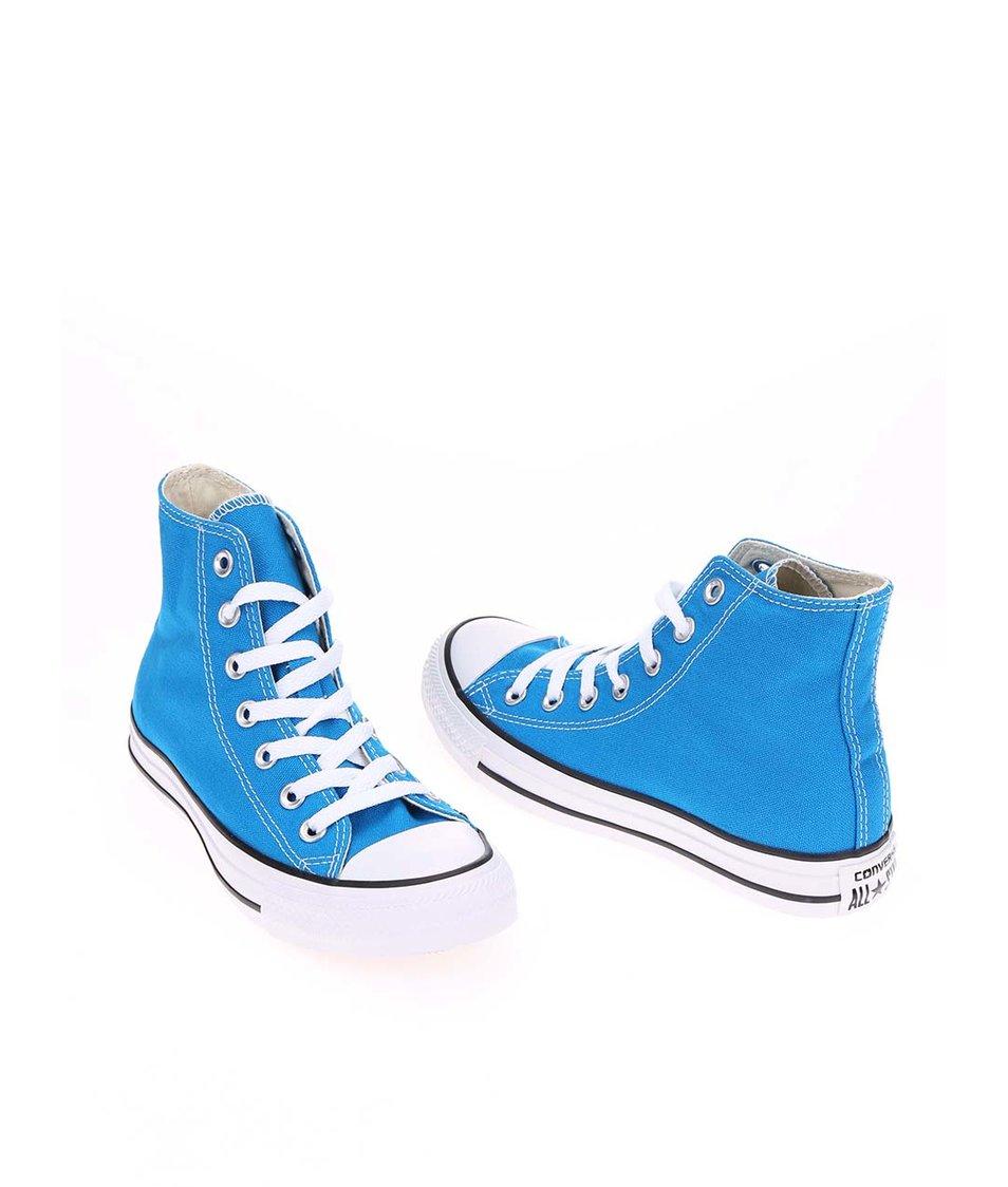 ... Modré unisex kotníkové tenisky Converse Chuck Taylor All Star ... 494dc1bdc3b