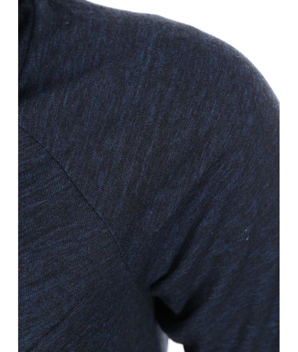 Tmavě modrý dámský dlouhý rolák Ragwear Jule