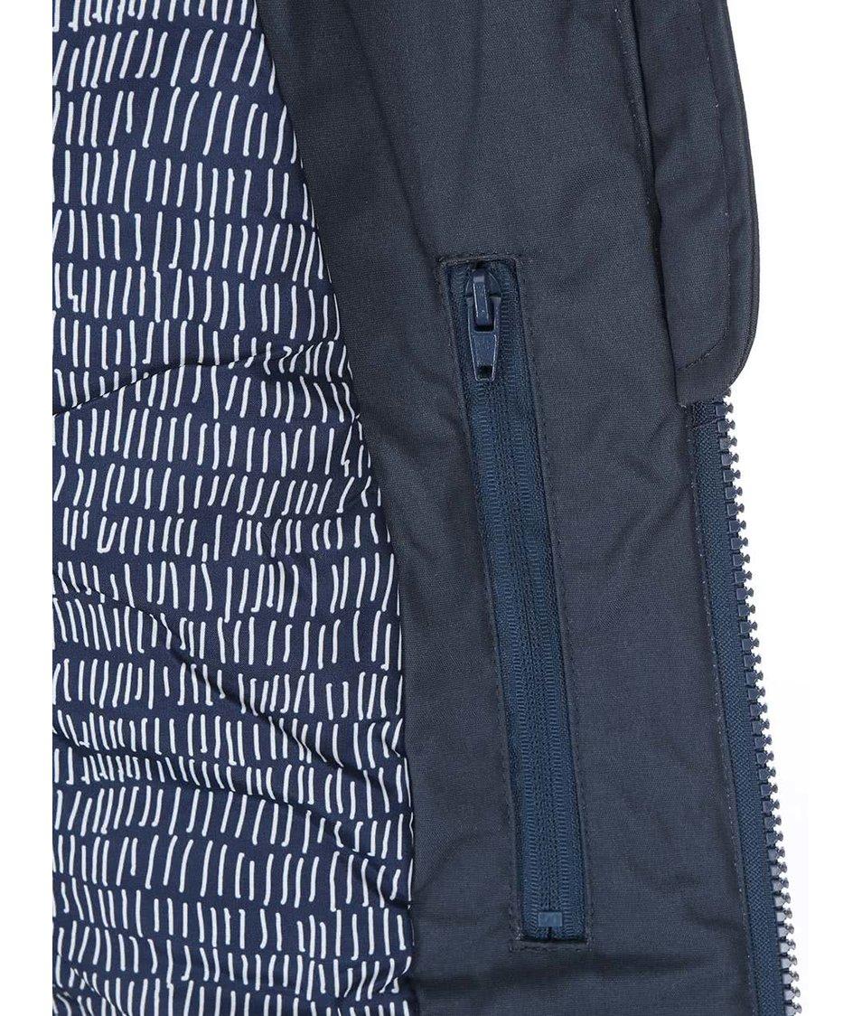 Šedomodrá dámská bunda Ragwear Samantha