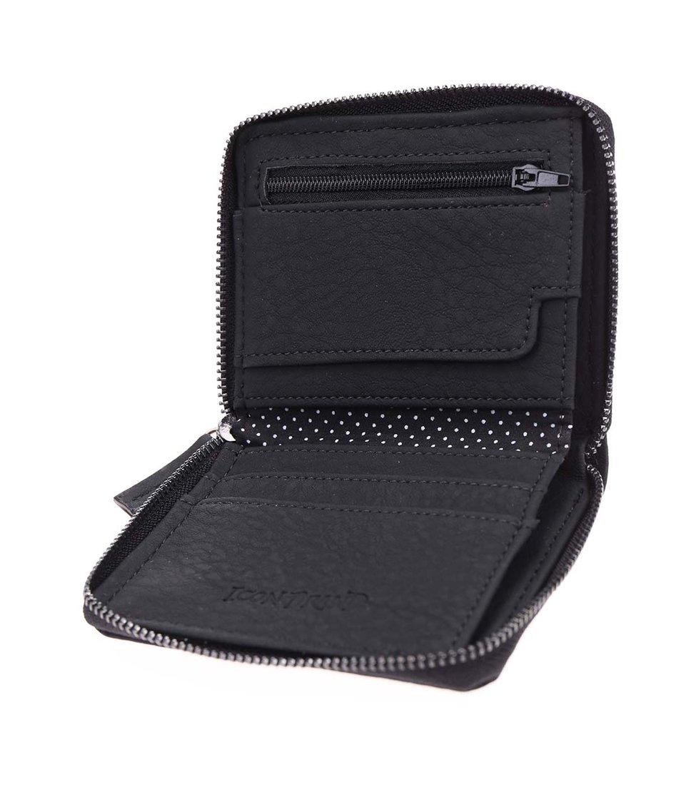 Černá peněženka Icon Brand Big Black