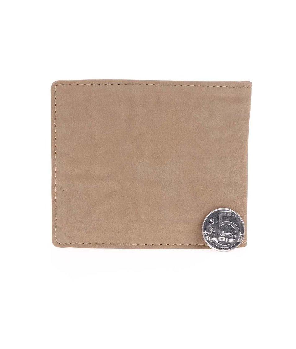 Béžová peněženka Icon Brand Desert Storm