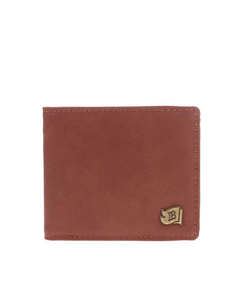 Hnědá peněženka Icon Brand Brown Sugar