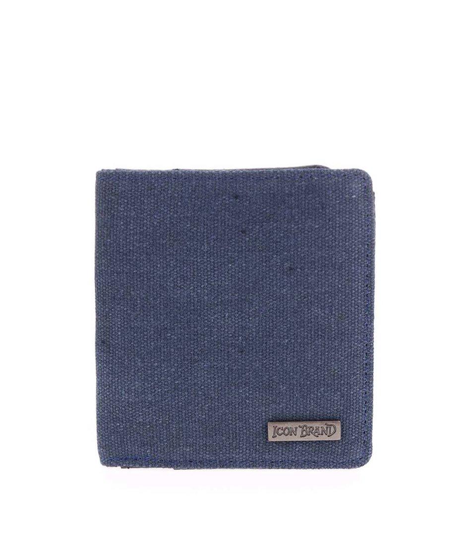 Tmavě modrá peněženka Icon Brand Whitleblower