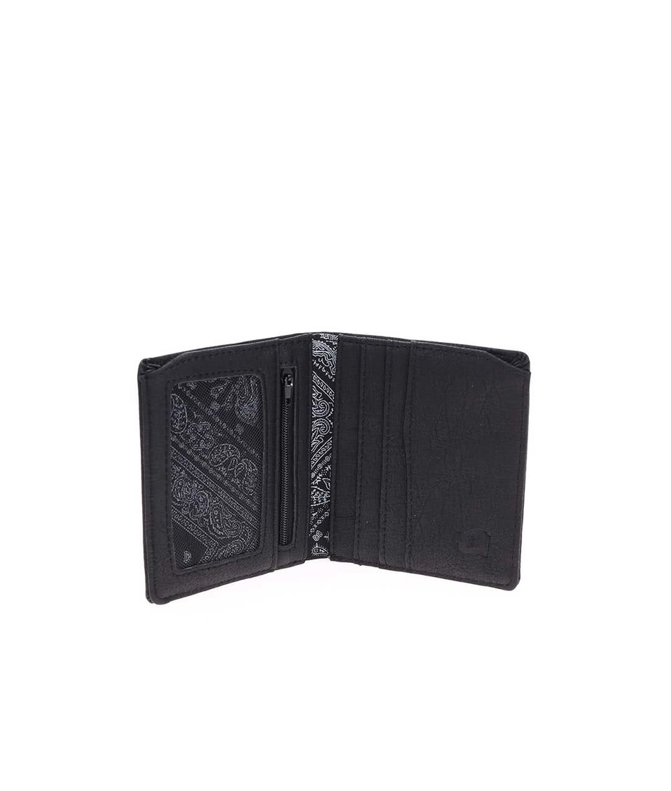 Černá peněženka Icon Brand Riot