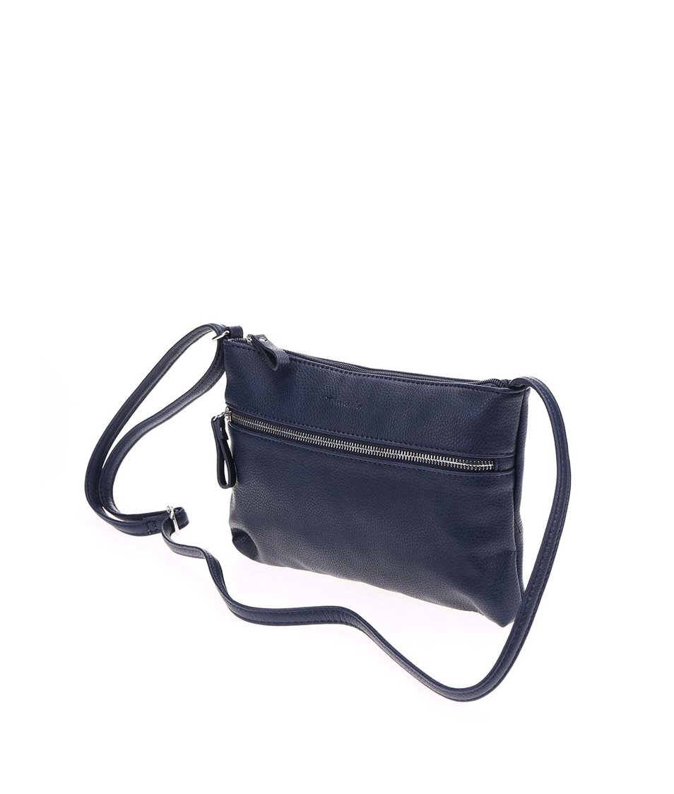 Tmavě modrá dámská kabelka přes rameno Tamaris Alina