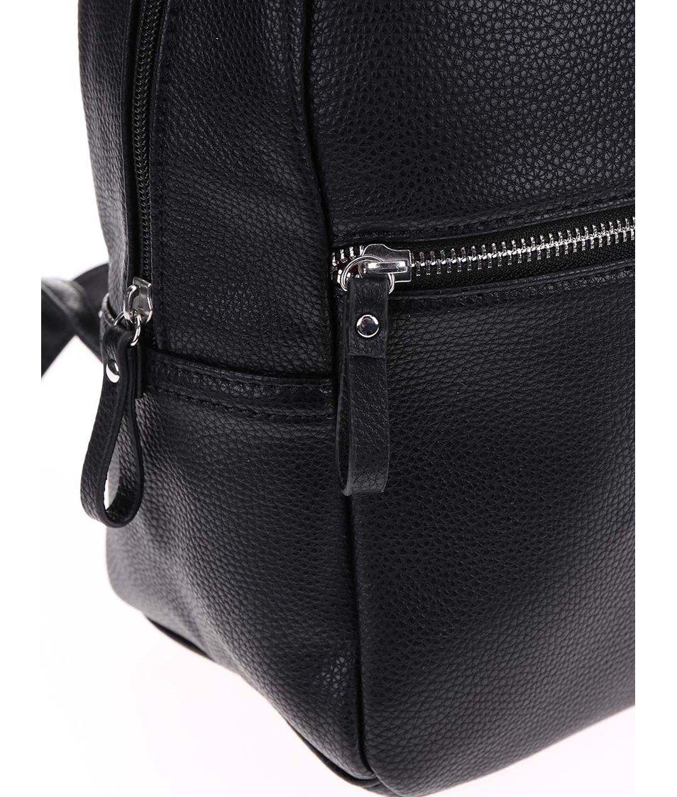 Černý dámský batoh Tamaris Alina