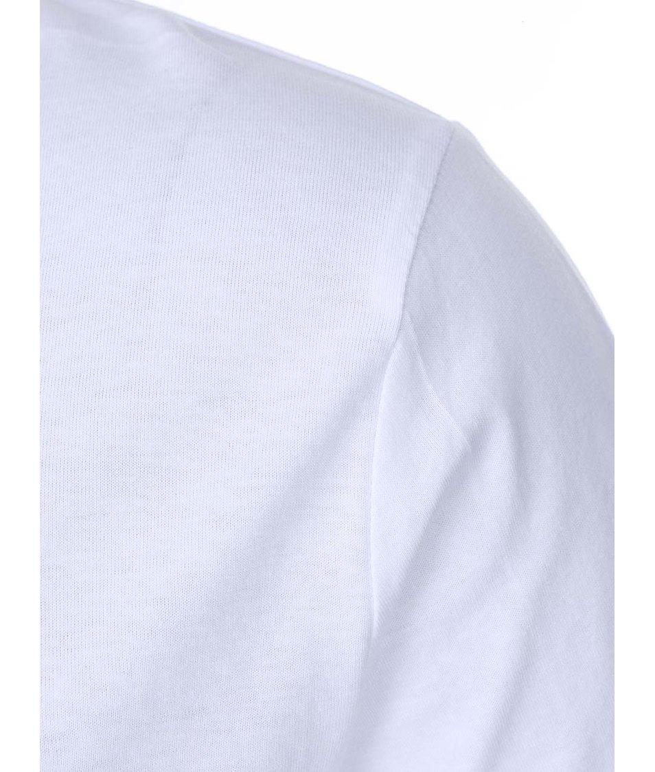 Bílé pánské triko ZOOT Originál Barevné longboard