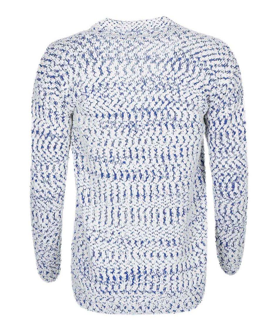 Modro-bílý žíhaný cardigan Vero Moda Kimperly