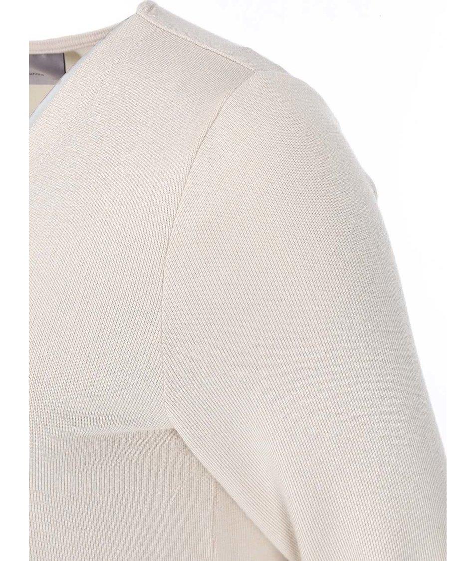 Béžový cardigan Vero Moda Signe