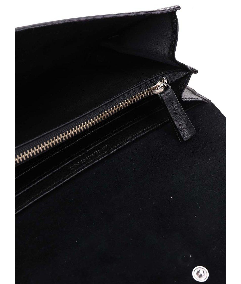 Černá dámská kožená peněženka Vagabond