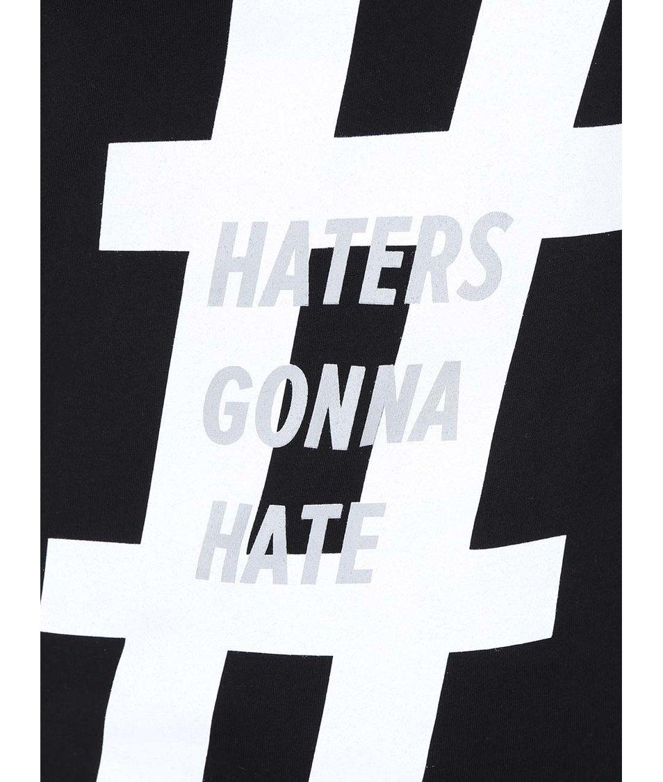 Černé dámské tílko ZOOT Originál Haters Gonna Hate