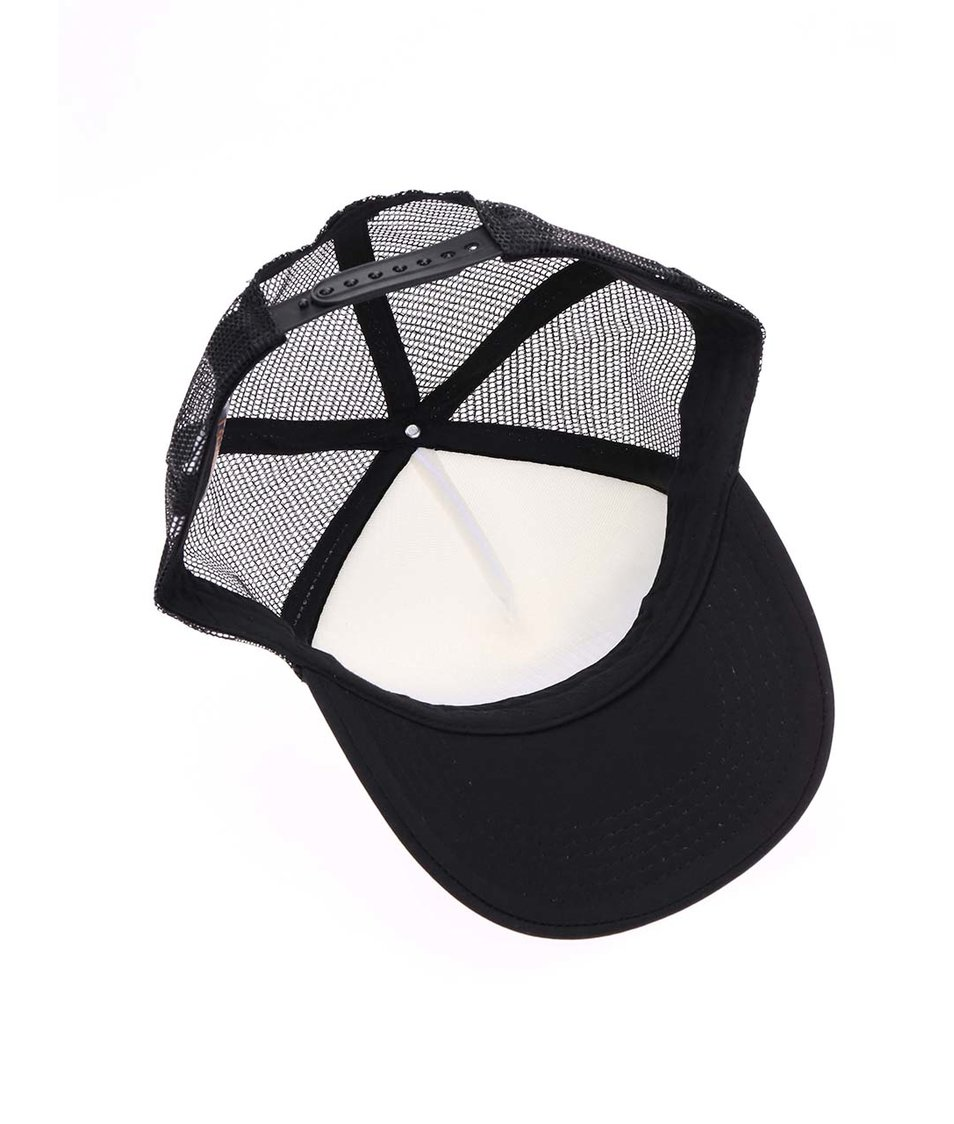 Černo-bílá unisex kšiltovka ZOOT Originál Les