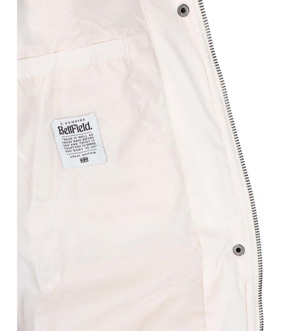 Krémová dámská péřová bunda Bellfield Seaford