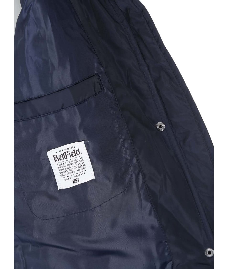 Tmavě modrá dámská bunda Bellfield Cranbook