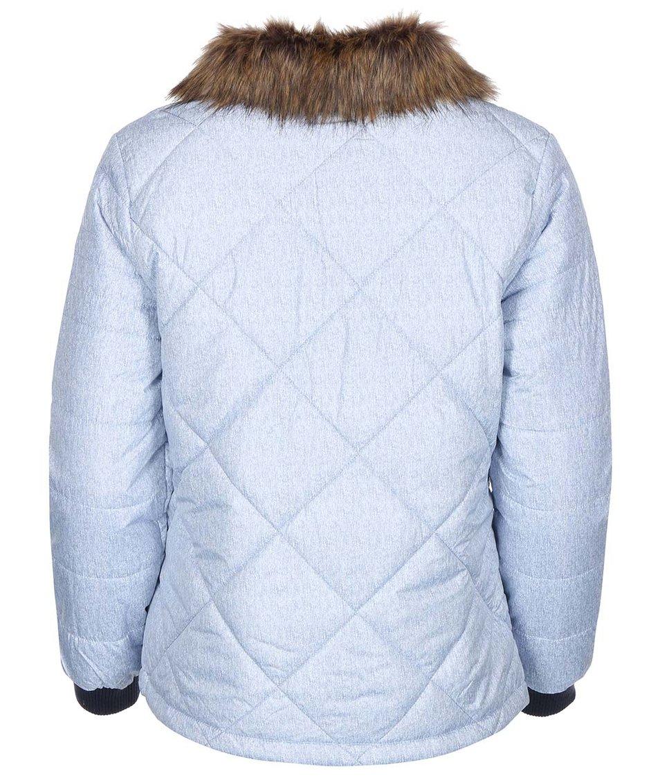 Světle modrá dámská bunda Bellfield Fazeley