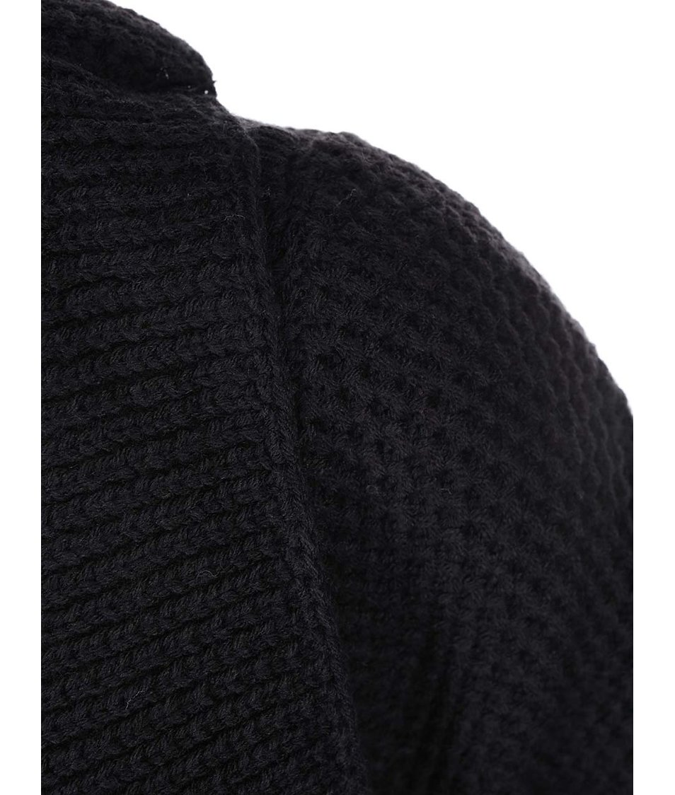 Černý pletený cardigan Vero Moda Ripa
