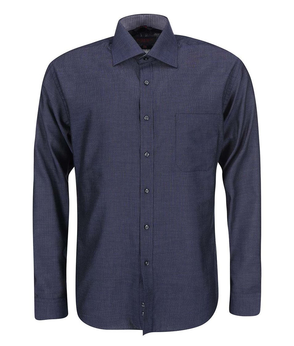 Tmavě modrá košile Seven Seas Newman