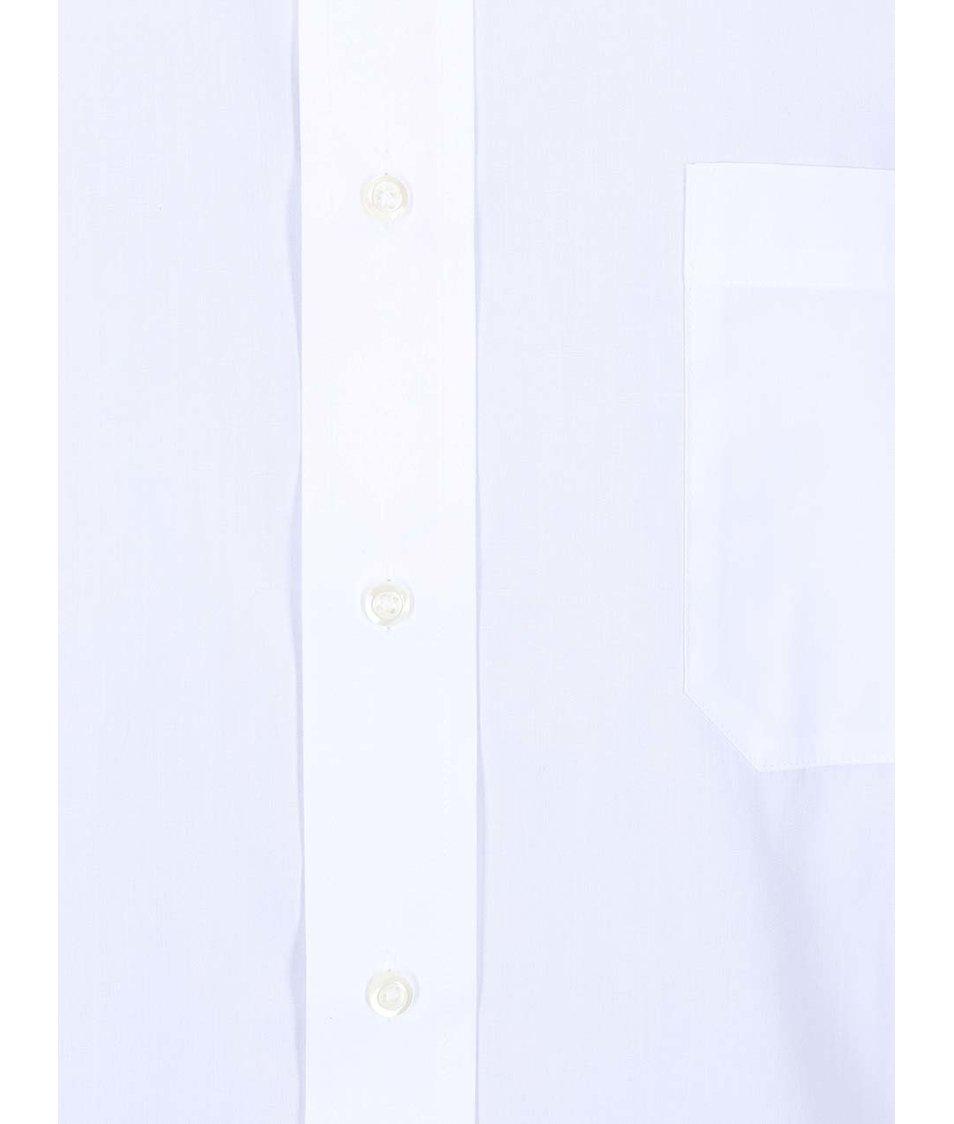 Bílá košile Seven Seas Poplin