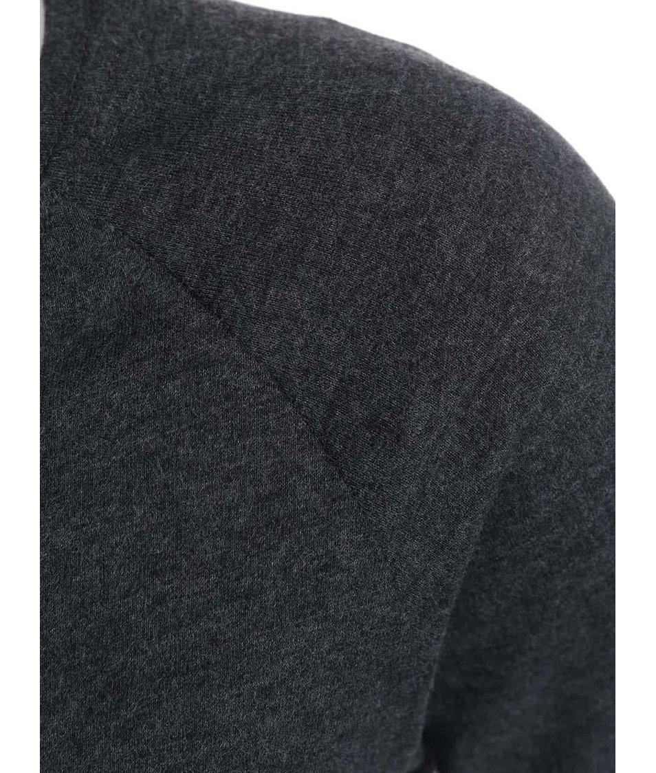 Tmavě šedé dámské triko s dlouhým rukávem Rip Curl Vintage