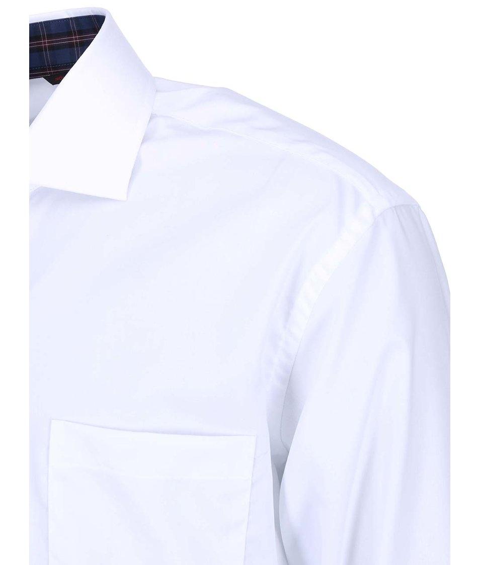 Bílá košile Seven Seas Fine Twill
