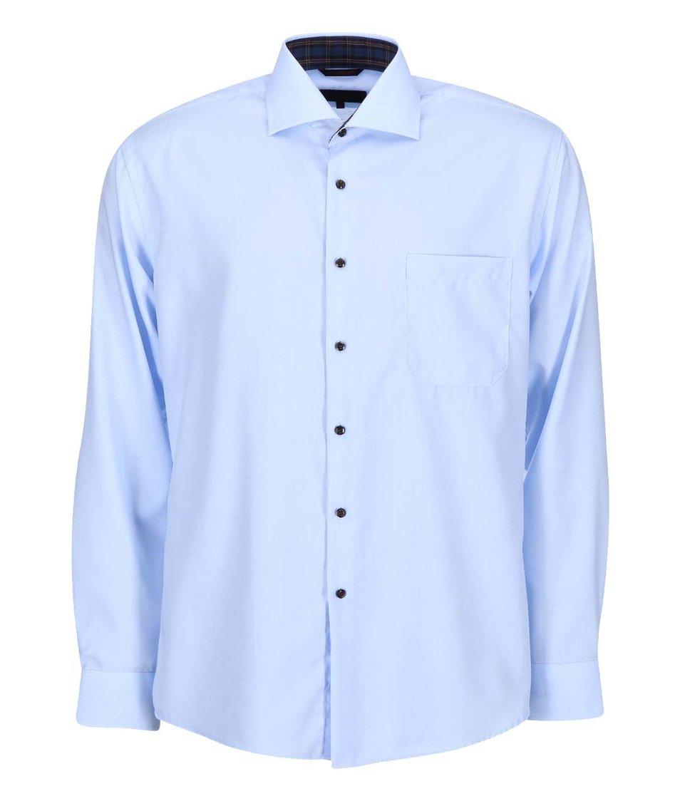 Světle modrá košile Seven Seas Fine Twill
