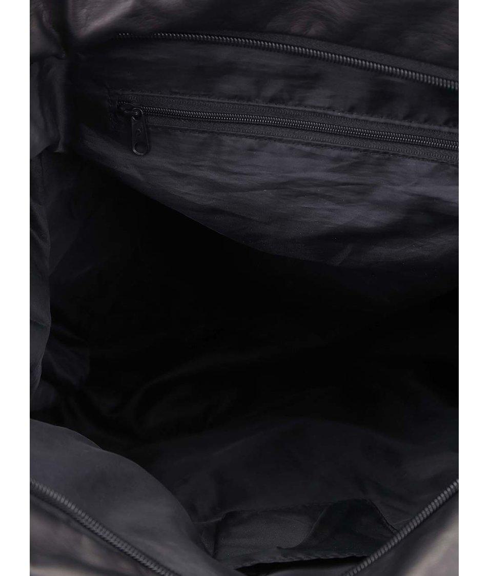 Černá dámská kabelka s barevnou kapsou Rip Curl Harricana