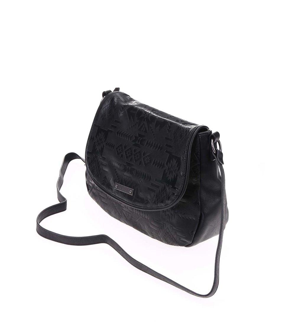 Černá menší kabelka Rip Curl Omineca
