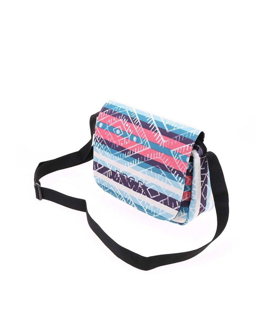 Světlá barevná menší kabelka Rip Curl Ethnic