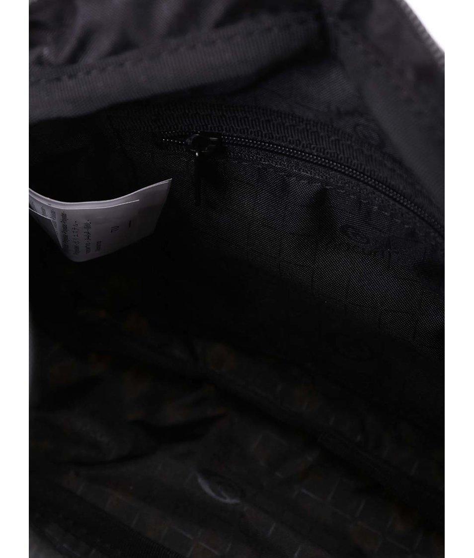 Černá vzorovaná kabelka přes rameno Rip Curl Oosta