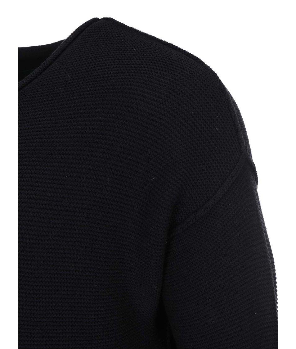 Černý svetr ONLY & SONS Galliard