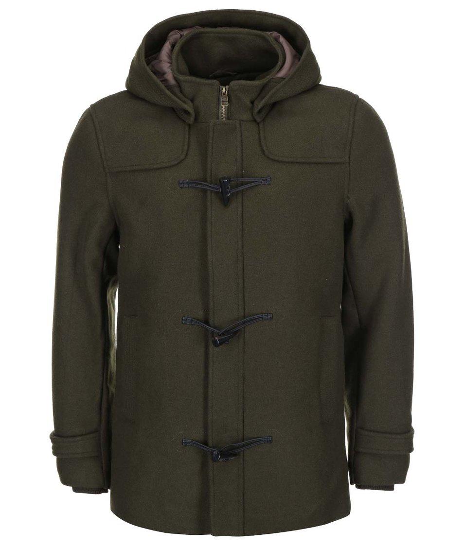 Khaki kabát s kapucí ONLY & SONS Tommy