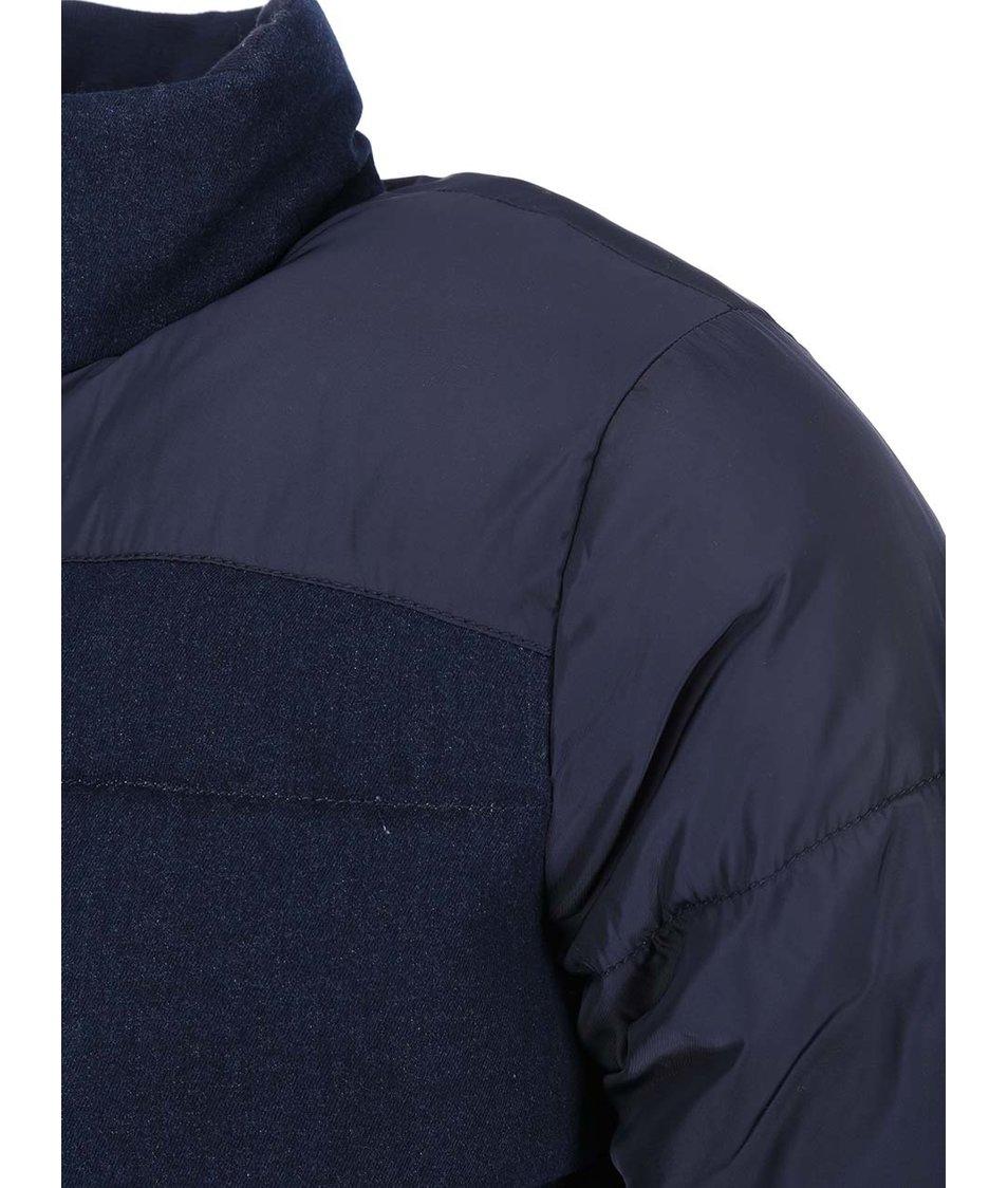 Tmavě modrá prošívaná bunda ONLY & SONS Tage